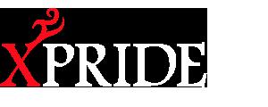 エクスプライド公式ロゴ白